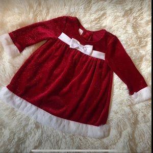✨Sparkly✨ Santa 🤶🏻 Dress